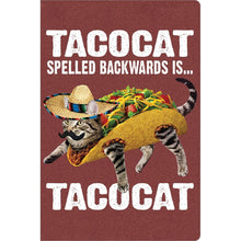 "Load image into Gallery viewer, Taco Cat Support ECOnote 4""x6"" Greeting Card"