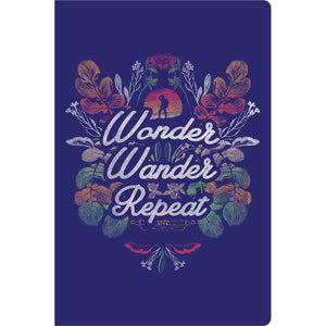 "Wonder Wander Encouragement ECOnote 4""x6"" Greeting Card"