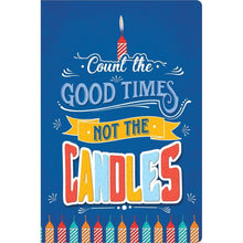 "Load image into Gallery viewer, Party Candles Birthday ECOnote 4""x6"" Greeting Card"