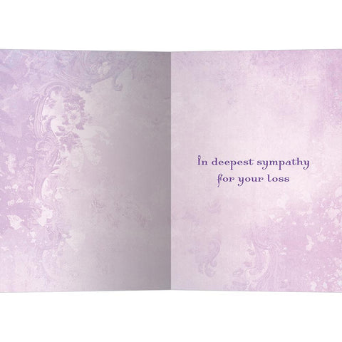 Send This All That We Love Sympathy Card