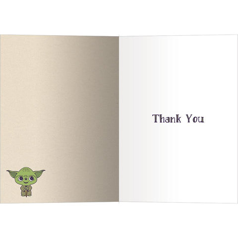 Send This Yoda Best Thank You Card