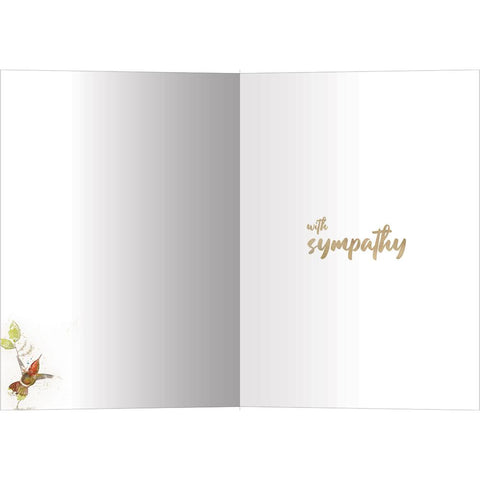 Send This Graced Sympathy Card