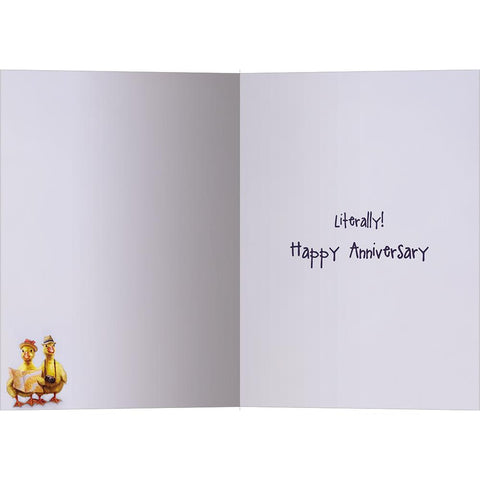 Send This Lost Without You Anniversary Card
