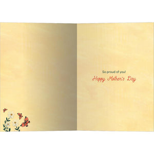 Send This Greatest Joy Mother's Day Greeting Card