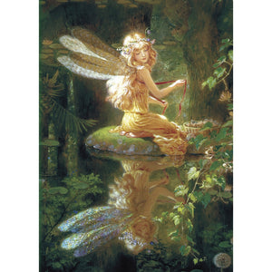 Faery Reflection All Occasion Greeting Card