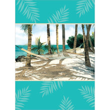 Load image into Gallery viewer, Palm Tree Birthday Birthday Greeting Card