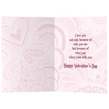 Load image into Gallery viewer, With You L Valentine's Day Valentine's Day Greeting Card