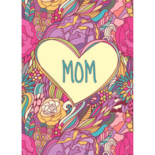 Load image into Gallery viewer, Vibrant Mom Valentine Valentine's Day Greeting Card