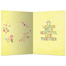 Load image into Gallery viewer, Happy Day Wedding Wedding Greeting Card
