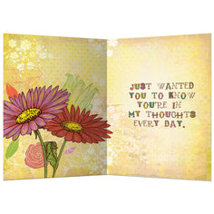 Load image into Gallery viewer, Just A Little Note Friendship Greeting Card