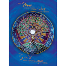 Load image into Gallery viewer, Winter Solstice Mandala  Solstice Greeting Card