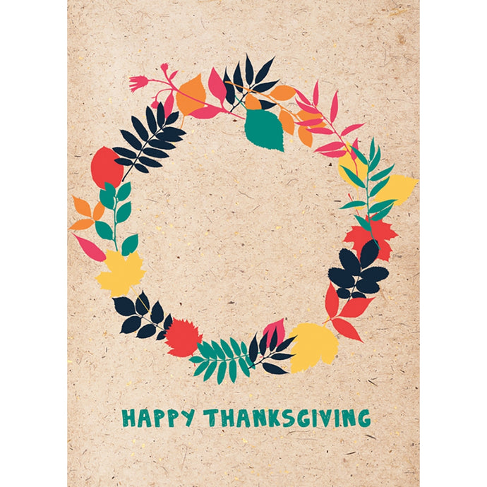 Thanksgiving  Fall & Thanksgiving Greeting Card