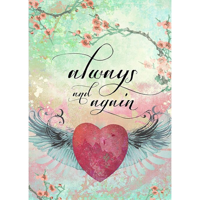 Choose You Again Love Greeting Card