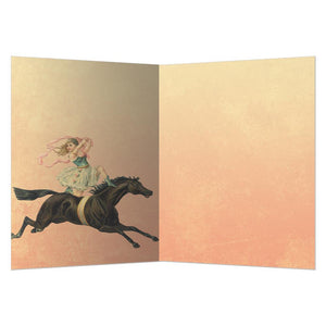 Well Behaved Women All Occasion Greeting Card