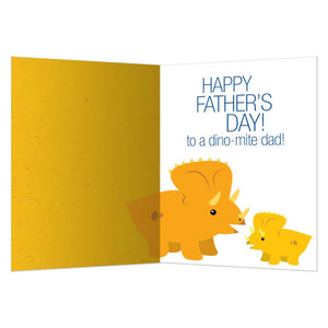 Top Dad Father's Day Greeting Card