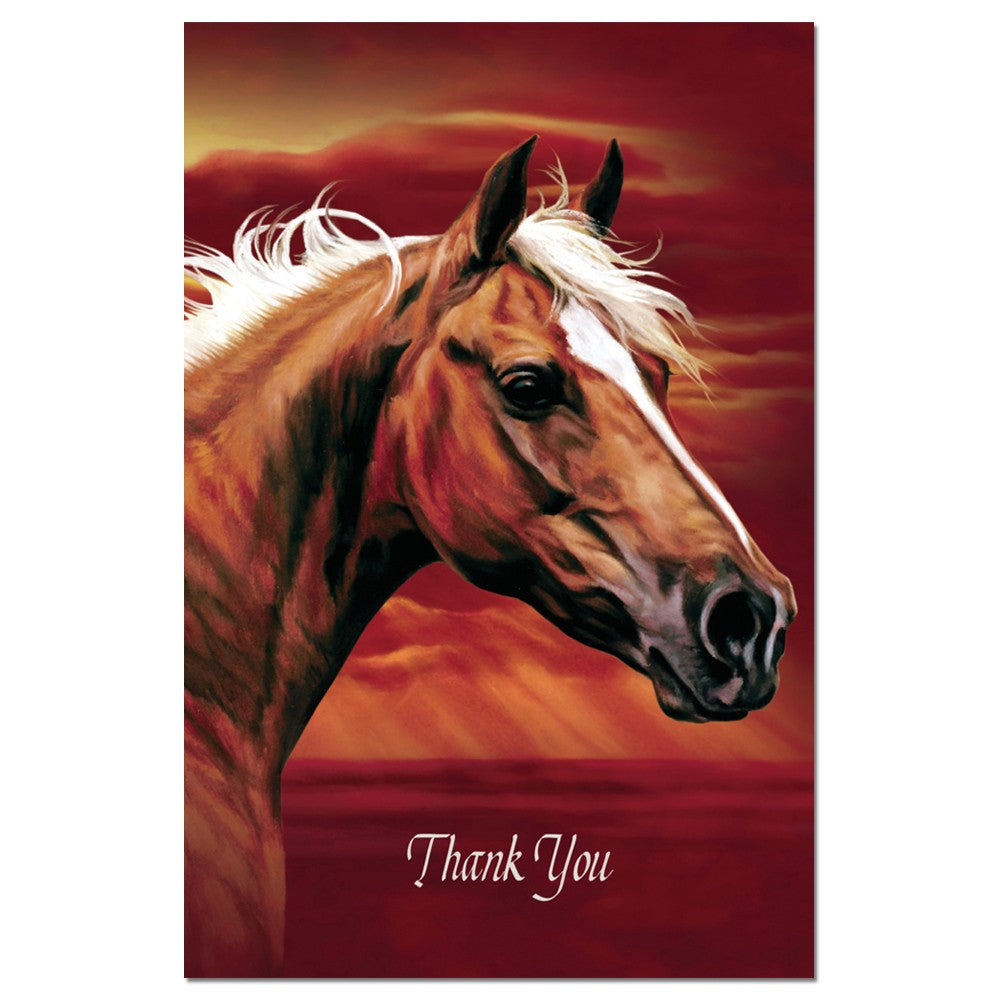 Radiant Dream Thanks Thank You Greeting Card