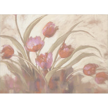 Load image into Gallery viewer, Tulips Landscape Thanks Thank You Greeting Card