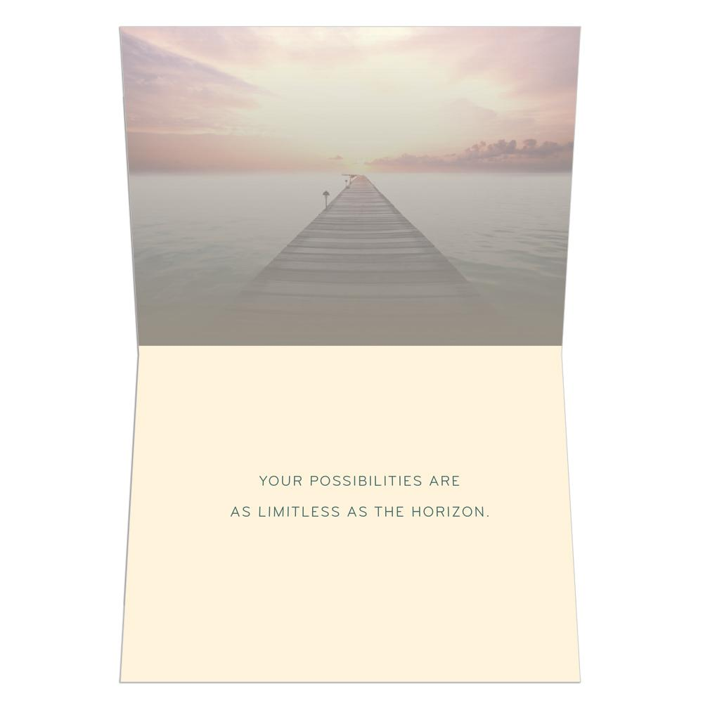 Endless Graduation Greeting Card