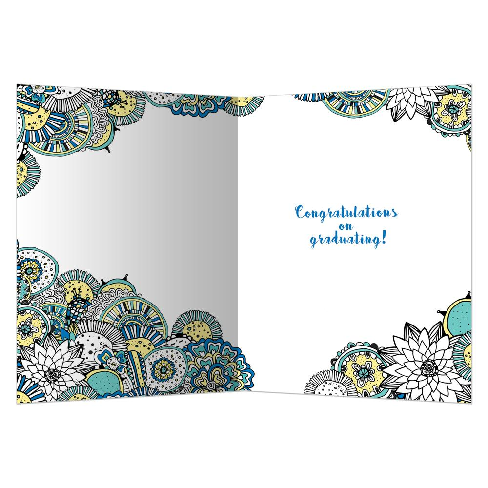 Fail Fast Graduation Greeting Card
