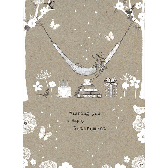 Happy Retirement Retirement Greeting Card