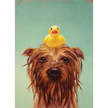 Load image into Gallery viewer, Rubber Ducky All Occasion Greeting Card