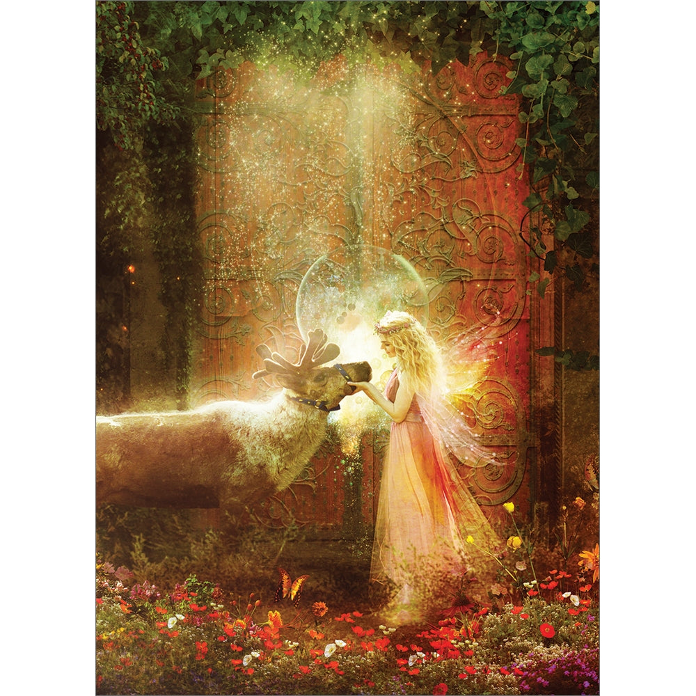 Gentle Kindness Solstice Greeting Card