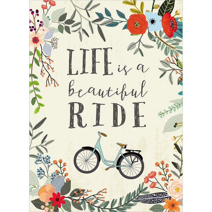 Beautiful Ride Support Greeting Card