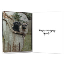 Load image into Gallery viewer, Happy Couples Anniversary Greeting Card