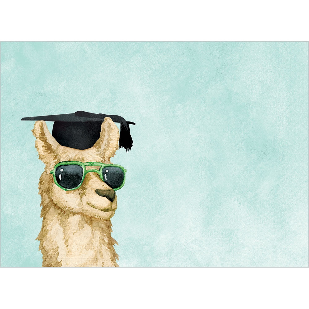 Bright Future Graduation Greeting Card