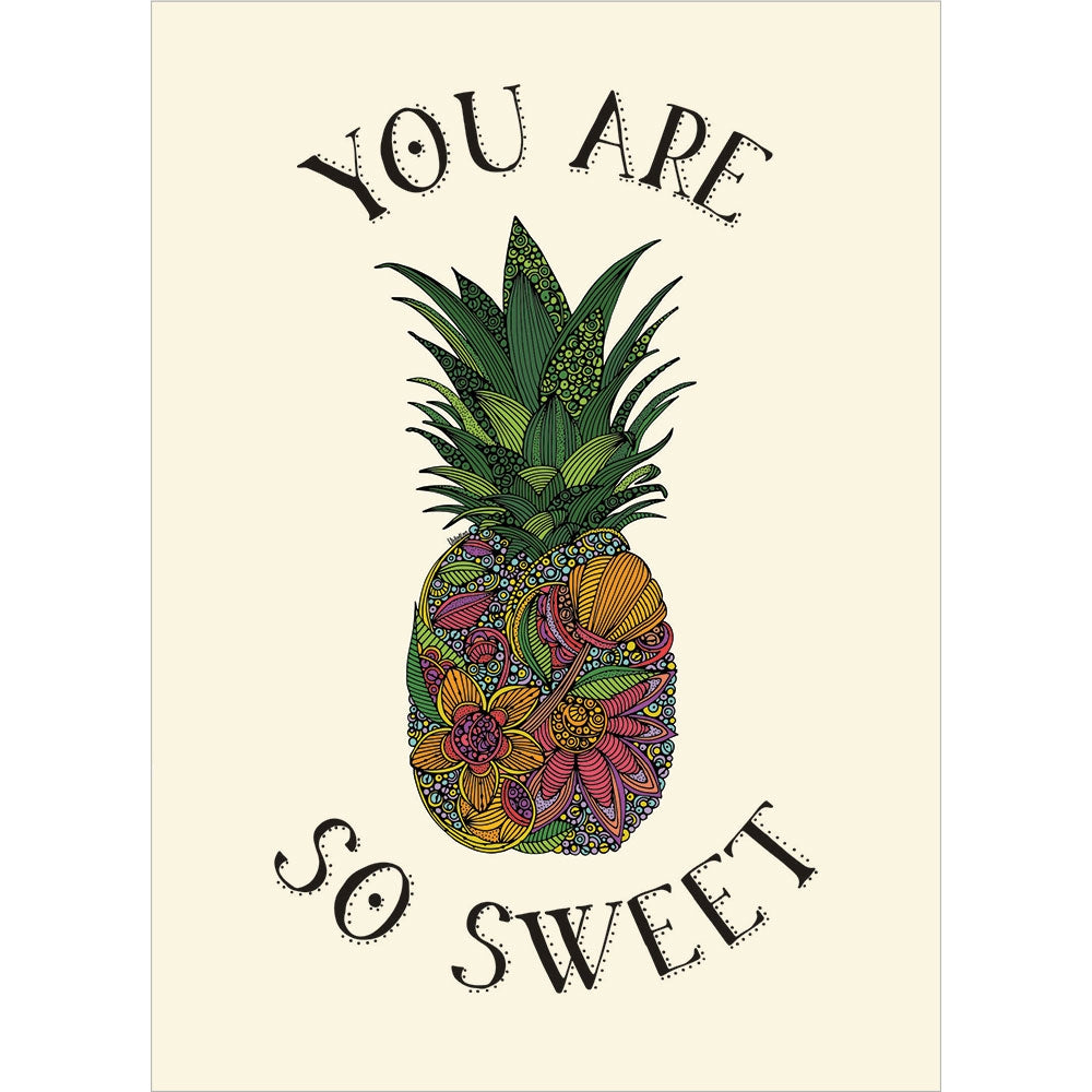 You Are So Sweet Thank You Greeting Card