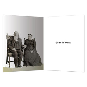 Be This Awesome Anniversary Greeting Card