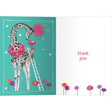 Load image into Gallery viewer, No Small Thing Thank You Greeting Card