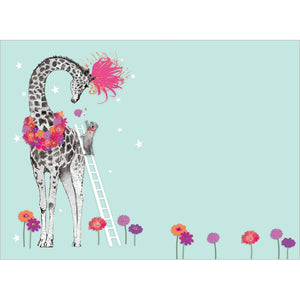 No Small Thing Thank You Greeting Card