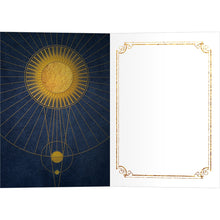 Load image into Gallery viewer, Solar Thanks Thank You Greeting Card