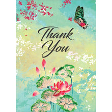 Load image into Gallery viewer, Primavera Thanks Thank You Greeting Card