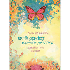 Load image into Gallery viewer, Earth Goddess All Occasion Greeting Card