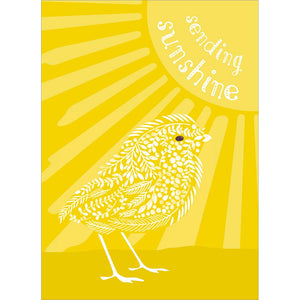 Sunshine Season  All Occasion Greeting Card