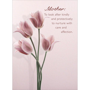 Taking Care Mothers Day Mother's Day Greeting Card