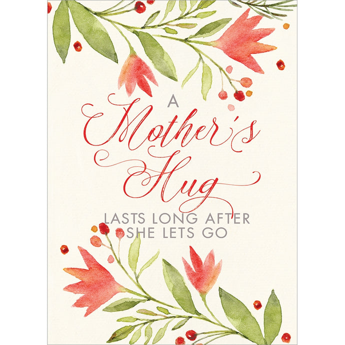 A Mothers Hug Mother's Day Greeting Card