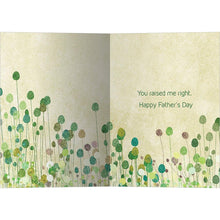 Load image into Gallery viewer, Father Courage Father's Day Greeting Card