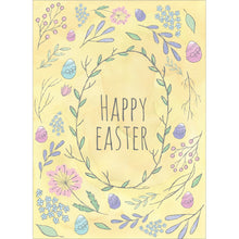 Load image into Gallery viewer, Whimsical Easter Easter Greeting Card
