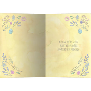 Whimsical Easter Easter Greeting Card