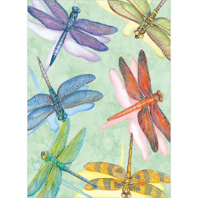 Dragonflies All Occasion Greeting Card