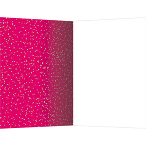 Flowery Thanks 4x6 Thank You Bamboo Box Notecard Sets