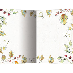 Grateful Heart 4x6 Thank You Bamboo Box Notecard Sets