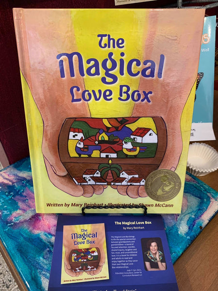 The Magical Love Box by Mary Reinhart