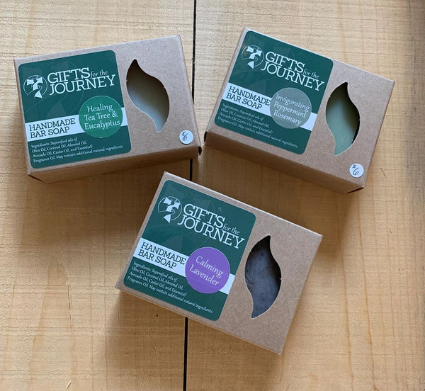 Soaps! 100% natural~essential oil only. Supporting women in transition. MKE