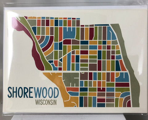 Shorewood notecards by James Steeno