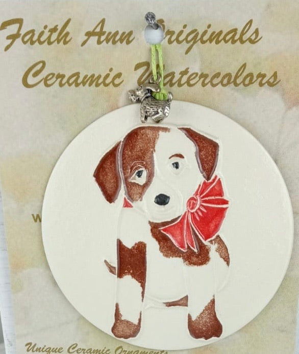 Dog Love Ornaments!