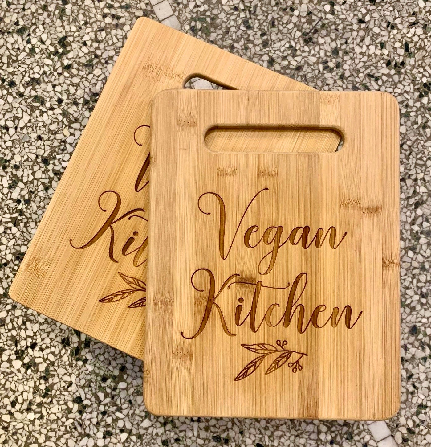 Vegan Cutting Board. Veggies only! WI Made
